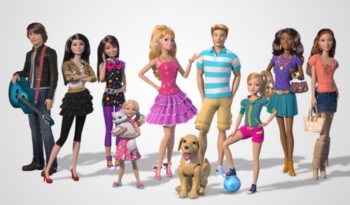 Barbie Life In The Dreamhouse Aos Olhos Do Pai